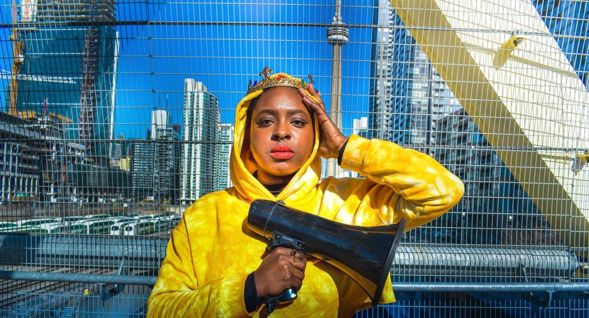 Image of Khadijah Roberts-Abdullah as Henry in Henry G20
