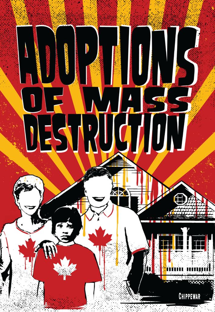 Adoptions of Mass Destruction (Image #10) Click through to find audio descriptions.