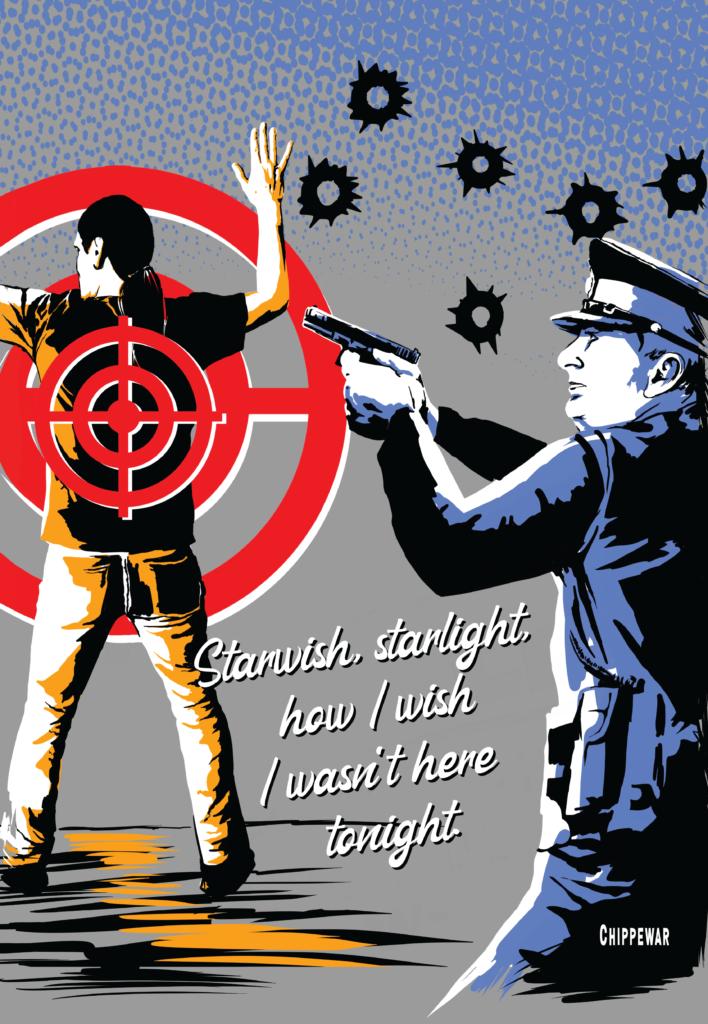 Born Targets (Image #13) Click through to find audio descriptions.